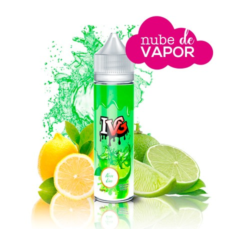 IVG LIMA LIMON 50ML (SHORTFILL)