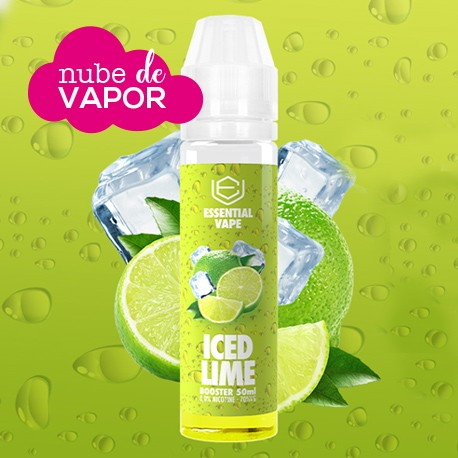 Iced Lime - Essential Vape by Bombo 50ml