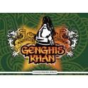 Drops Genghis Khan